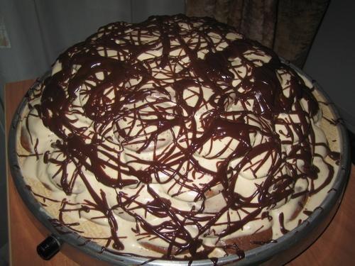 торт черепаха рецепт со сметаной рецепт с орехами