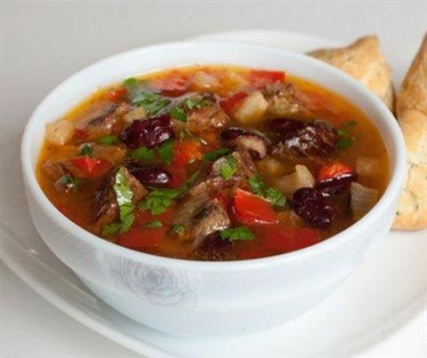 супы из баранины по-грузински рецепт