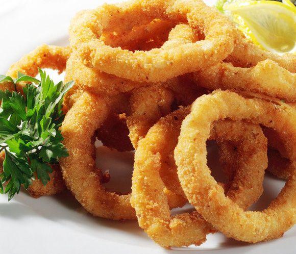 кальмары в кляре фото рецепт пошагово с фото
