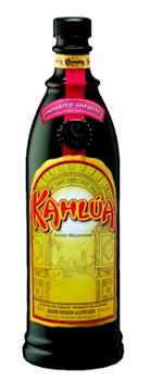 Kahlua получают из.