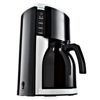 Melitta Look III Therm Basis, White Black